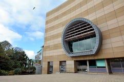Μουσείο της μπαμπά Tongarewa της Νέας Ζηλανδίας Te Στοκ εικόνα με δικαίωμα ελεύθερης χρήσης