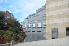 Μουσείο της μπαμπά Tongarewa της Νέας Ζηλανδίας Te Στοκ φωτογραφίες με δικαίωμα ελεύθερης χρήσης
