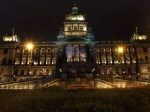 Μουσείο της Πράγας Στοκ εικόνες με δικαίωμα ελεύθερης χρήσης