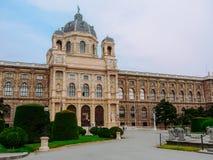 Μουσείο της φυσικής ιστορίας στη Βιέννη Στοκ εικόνες με δικαίωμα ελεύθερης χρήσης
