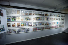 Μουσείο της IKEA, Almhult, Σουηδία Στοκ φωτογραφίες με δικαίωμα ελεύθερης χρήσης