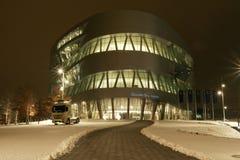 Μουσείο της Mercedes-Benz στοκ εικόνα με δικαίωμα ελεύθερης χρήσης