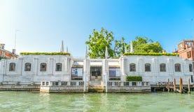 Μουσείο της Peggy Γκούγκενχαϊμ στη Βενετία Στοκ εικόνες με δικαίωμα ελεύθερης χρήσης