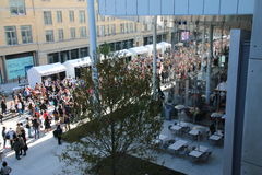 Μουσείο της Whitney Στοκ εικόνα με δικαίωμα ελεύθερης χρήσης