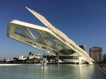 Μουσείο του αύριο - Ρίο ντε Τζανέιρο Στοκ εικόνα με δικαίωμα ελεύθερης χρήσης