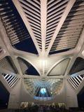 Μουσείο του αύριο - Ρίο ντε Τζανέιρο Στοκ Φωτογραφίες