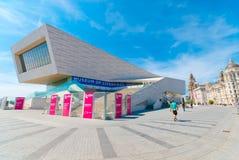 Μουσείο του Λίβερπουλ Στοκ Εικόνες