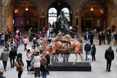 μουσείο του Λονδίνου Στοκ Εικόνες