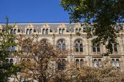μουσείο του Λονδίνου ιστορίας φυσικό Στοκ Φωτογραφία
