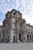 Μουσείο του Λούβρου - Παρίσι, Γαλλία Στοκ φωτογραφίες με δικαίωμα ελεύθερης χρήσης