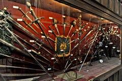 Μουσείο του πολέμου στο Πόρτο de Galinhas στοκ εικόνες με δικαίωμα ελεύθερης χρήσης