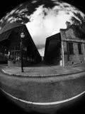 Μουσείο του στο κέντρο της πόλης Τσάρλεστον Στοκ φωτογραφίες με δικαίωμα ελεύθερης χρήσης