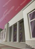 Μουσείο του Art Deco Στοκ εικόνες με δικαίωμα ελεύθερης χρήσης