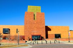 Μουσείο του Fort Worth της επιστήμης και της ιστορίας Στοκ Φωτογραφίες