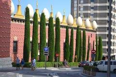 Μουσείο του Salvador Dali Στοκ εικόνα με δικαίωμα ελεύθερης χρήσης