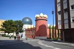 Μουσείο του Salvador Dali Στοκ εικόνες με δικαίωμα ελεύθερης χρήσης