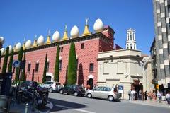 Μουσείο του Salvador Dali Στοκ Εικόνα