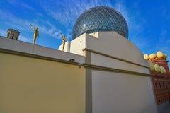 Μουσείο του Salvador Dali Figueres της Καταλωνίας Στοκ εικόνα με δικαίωμα ελεύθερης χρήσης