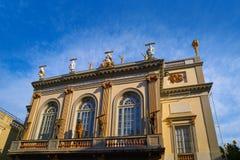 Μουσείο του Salvador Dali Figueres της Καταλωνίας Στοκ εικόνες με δικαίωμα ελεύθερης χρήσης