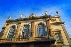 Μουσείο του Salvador Dali Figueres της Καταλωνίας Στοκ Εικόνες