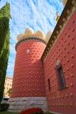 Μουσείο του Salvador Dali Figueres της Καταλωνίας Στοκ φωτογραφία με δικαίωμα ελεύθερης χρήσης