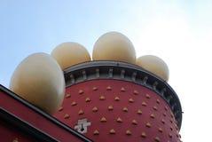 Μουσείο του Salvador Dali Figueres Στοκ Εικόνα