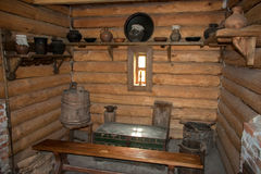 Μουσείο του Zaporozhye Cossacks Στοκ Εικόνα
