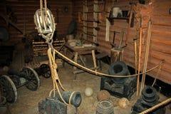 Μουσείο του Zaporozhye Cossacks Στοκ Φωτογραφίες