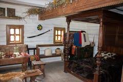 Μουσείο του Zaporozhye Cossacks Στοκ Εικόνες