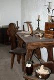 Μουσείο του Zaporozhye Cossacks Στοκ φωτογραφίες με δικαίωμα ελεύθερης χρήσης