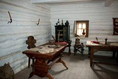 Μουσείο του Zaporozhye Cossacks Στοκ φωτογραφία με δικαίωμα ελεύθερης χρήσης