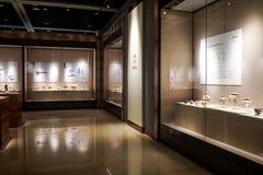 Μουσείο τριών φαραγγιών Στοκ φωτογραφία με δικαίωμα ελεύθερης χρήσης