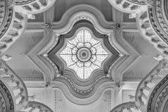 Μουσείο των εφαρμοσμένων τεχνών στη Βουδαπέστη Στοκ φωτογραφία με δικαίωμα ελεύθερης χρήσης