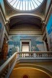 Μουσείο των Καλών Τεχνών της Λυών στοκ φωτογραφία