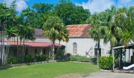 Μουσείο των Μπαρμπάντος Bridgetown & ιστορική κοινωνία Στοκ φωτογραφία με δικαίωμα ελεύθερης χρήσης