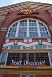 Μουσείο των παιδιών ανακαλύψεων λιμένων στη Βαλτιμόρη, Μέρυλαντ Στοκ Εικόνες