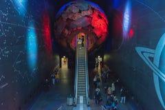 Μουσείο φυσικής ιστορίας - Λονδίνο στοκ εικόνα