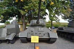 Μουσείο Δεύτερου Παγκόσμιου Πολέμου Στοκ Φωτογραφία