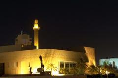 μουσείο Al Μπαχρέιν beit qur Στοκ εικόνες με δικαίωμα ελεύθερης χρήσης