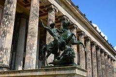 Μουσείο Altes (Kiß Αυγούστου) Βερολίνο Γερμανία, 2014 Στοκ φωτογραφίες με δικαίωμα ελεύθερης χρήσης