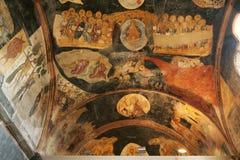 Μουσείο Chora, εκκλησία Ιστανμπούλ, Τουρκία Kariye Στοκ εικόνες με δικαίωμα ελεύθερης χρήσης
