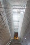 Μουσείο Clyfford ακόμα Στοκ φωτογραφία με δικαίωμα ελεύθερης χρήσης