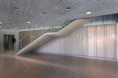 Μουσείο Clyfford ακόμα Στοκ εικόνες με δικαίωμα ελεύθερης χρήσης