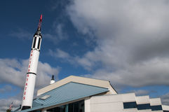 Μουσείο Cosmosphere Στοκ Εικόνα