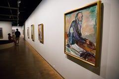 Μουσείο Edvard Munch στο Όσλο στοκ φωτογραφίες