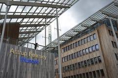 Μουσείο Fearnley Astrup της σύγχρονης τέχνης Στοκ φωτογραφία με δικαίωμα ελεύθερης χρήσης