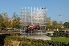 Μουσείο Ferrari Στοκ φωτογραφία με δικαίωμα ελεύθερης χρήσης