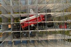 Μουσείο Ferrari Στοκ φωτογραφίες με δικαίωμα ελεύθερης χρήσης