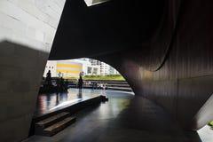 Μουσείο Holon σχεδίου Στοκ φωτογραφίες με δικαίωμα ελεύθερης χρήσης