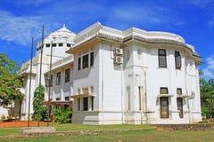 Μουσείο Jethawana Anuradhapura, Σρι Λάνκα Στοκ Εικόνες
